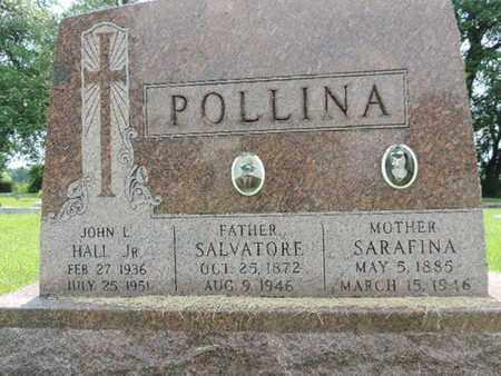 POLLINA, SALVATORE - Franklin County, Ohio   SALVATORE POLLINA - Ohio Gravestone Photos
