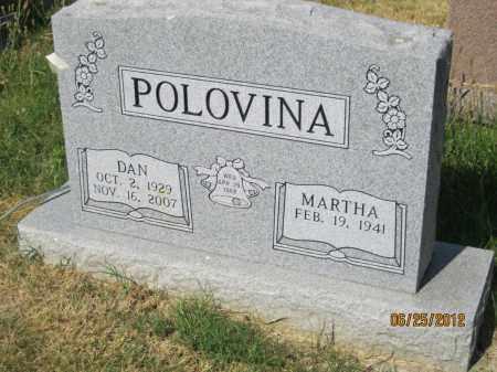 POLOVINA, DANIEL - Franklin County, Ohio   DANIEL POLOVINA - Ohio Gravestone Photos