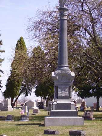 POSTLE, MONUMENT - Franklin County, Ohio | MONUMENT POSTLE - Ohio Gravestone Photos