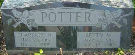 POTTER, BETTY M - Franklin County, Ohio | BETTY M POTTER - Ohio Gravestone Photos