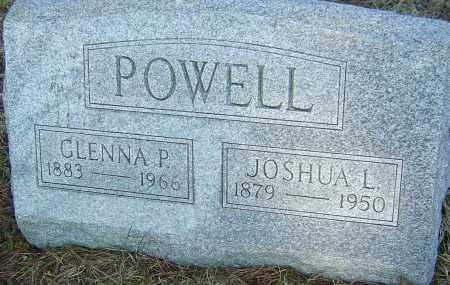 POWELL, JOSHUA L - Franklin County, Ohio | JOSHUA L POWELL - Ohio Gravestone Photos