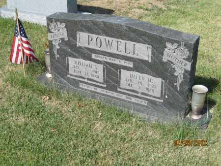 MCBRIDE POWELL, HELEN MAE - Franklin County, Ohio | HELEN MAE MCBRIDE POWELL - Ohio Gravestone Photos
