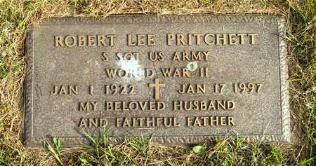 PRITCHETT, ROBERT LEE - Franklin County, Ohio   ROBERT LEE PRITCHETT - Ohio Gravestone Photos