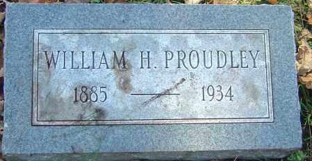 PROUDLEY, WILLIAM H - Franklin County, Ohio   WILLIAM H PROUDLEY - Ohio Gravestone Photos