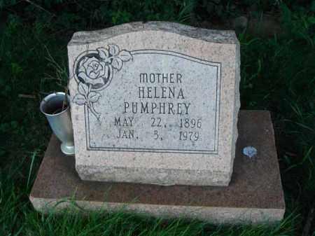 PUMPHREY, HELENA - Franklin County, Ohio   HELENA PUMPHREY - Ohio Gravestone Photos