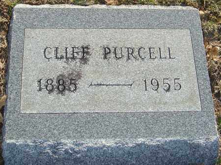 PURCELL, CLIFF - Franklin County, Ohio | CLIFF PURCELL - Ohio Gravestone Photos