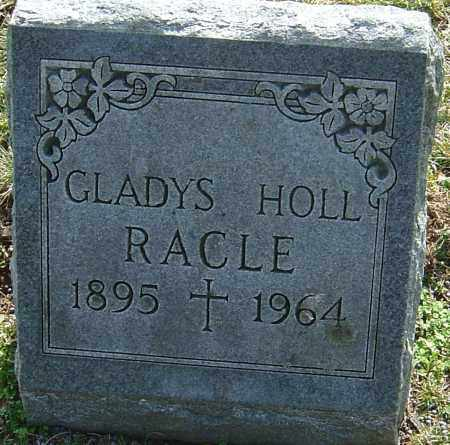 RACLE, GLADYS - Franklin County, Ohio | GLADYS RACLE - Ohio Gravestone Photos