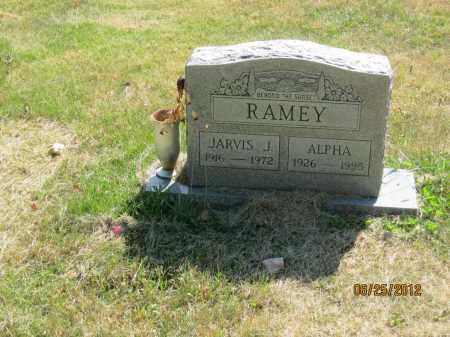 RAMEY, ALPHA - Franklin County, Ohio | ALPHA RAMEY - Ohio Gravestone Photos