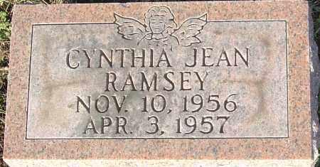 RAMSEY, CYNTHIA JEAN - Franklin County, Ohio   CYNTHIA JEAN RAMSEY - Ohio Gravestone Photos
