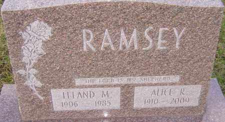 RAMSEY, LELAND - Franklin County, Ohio | LELAND RAMSEY - Ohio Gravestone Photos