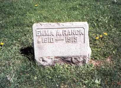 RANCK, EMMA A. - Franklin County, Ohio | EMMA A. RANCK - Ohio Gravestone Photos