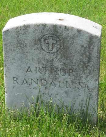 RANDALL, ARTHUR - Franklin County, Ohio | ARTHUR RANDALL - Ohio Gravestone Photos