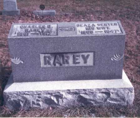 RAREY, DEAZA - Franklin County, Ohio | DEAZA RAREY - Ohio Gravestone Photos
