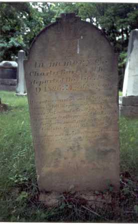 RAREY, CHARLES - Franklin County, Ohio   CHARLES RAREY - Ohio Gravestone Photos