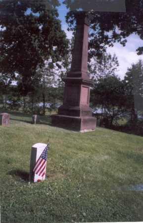 RAREY, JOHN S, MONUMENT - Franklin County, Ohio   MONUMENT RAREY, JOHN S - Ohio Gravestone Photos
