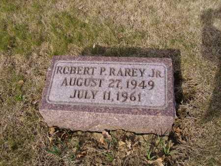 RAREY, JR., ROBERT P. - Franklin County, Ohio | ROBERT P. RAREY, JR. - Ohio Gravestone Photos