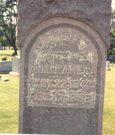 RAREY, MAGGIE - Franklin County, Ohio | MAGGIE RAREY - Ohio Gravestone Photos