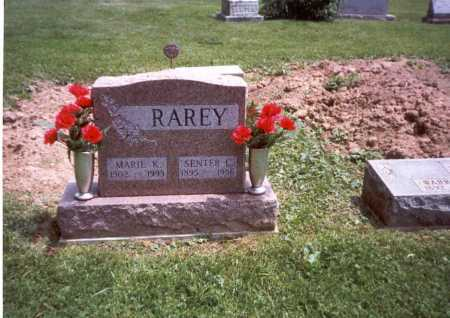 RAREY, MARIE - Franklin County, Ohio | MARIE RAREY - Ohio Gravestone Photos