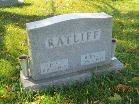 RATLIFF, FLOYD - Franklin County, Ohio | FLOYD RATLIFF - Ohio Gravestone Photos