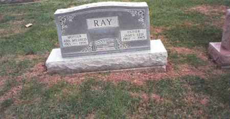 RAY, ADA MILDRED - Franklin County, Ohio | ADA MILDRED RAY - Ohio Gravestone Photos