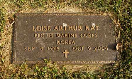 RAY, LOISE ARTHUR - Franklin County, Ohio | LOISE ARTHUR RAY - Ohio Gravestone Photos