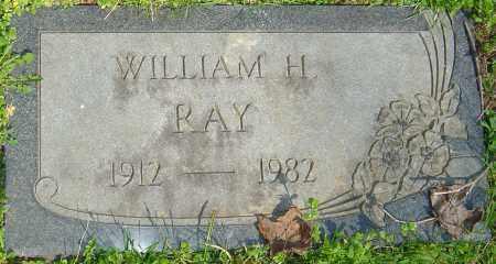 RAY, WILLIAM H - Franklin County, Ohio | WILLIAM H RAY - Ohio Gravestone Photos