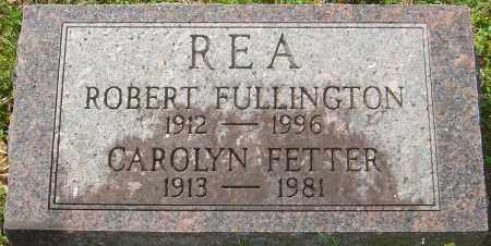 REA, CAROLYN - Franklin County, Ohio | CAROLYN REA - Ohio Gravestone Photos