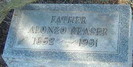 REASER, ALONZO - Franklin County, Ohio   ALONZO REASER - Ohio Gravestone Photos