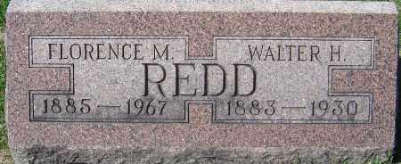 REDD, WALTER H - Franklin County, Ohio   WALTER H REDD - Ohio Gravestone Photos