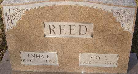 REED, ROY E - Franklin County, Ohio | ROY E REED - Ohio Gravestone Photos
