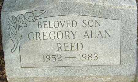 REED, GREGORY ALAN - Franklin County, Ohio | GREGORY ALAN REED - Ohio Gravestone Photos