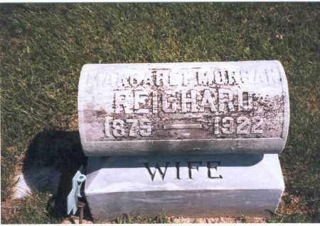 REICHARD, MARGARET - Franklin County, Ohio | MARGARET REICHARD - Ohio Gravestone Photos