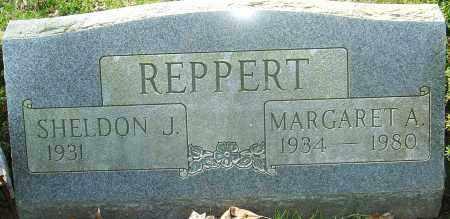 REPPERT, MARGARET ANN - Franklin County, Ohio   MARGARET ANN REPPERT - Ohio Gravestone Photos