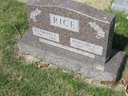 DEISS RICE, MARGARET C - Franklin County, Ohio   MARGARET C DEISS RICE - Ohio Gravestone Photos