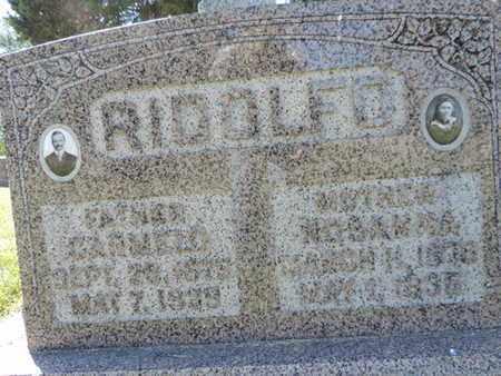 RIDOLFO, CARMELO - Franklin County, Ohio | CARMELO RIDOLFO - Ohio Gravestone Photos