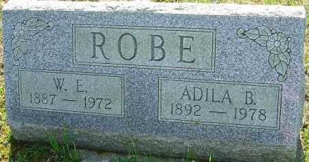 ROBE, W E - Franklin County, Ohio | W E ROBE - Ohio Gravestone Photos