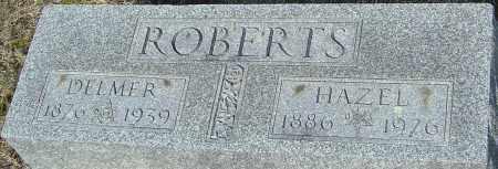 DEVAULT ROBERTS, HAZEL BELLE - Franklin County, Ohio | HAZEL BELLE DEVAULT ROBERTS - Ohio Gravestone Photos