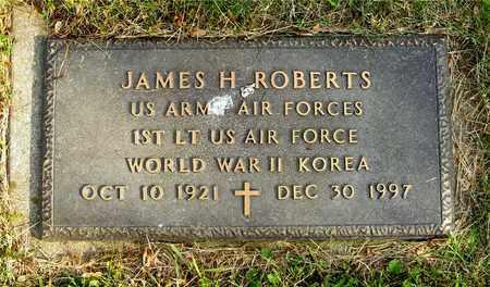 ROBERTS, JAMES H. - Franklin County, Ohio | JAMES H. ROBERTS - Ohio Gravestone Photos