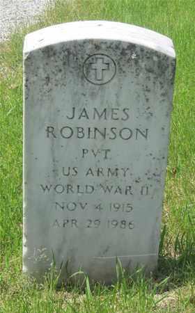 ROBINSON, JAMES - Franklin County, Ohio | JAMES ROBINSON - Ohio Gravestone Photos