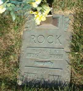 ROCK, MARY ALICE - Franklin County, Ohio | MARY ALICE ROCK - Ohio Gravestone Photos