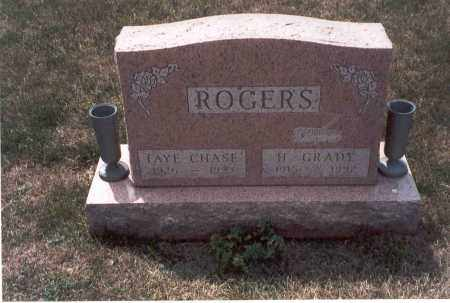 ROGERS, H. GRADY - Franklin County, Ohio | H. GRADY ROGERS - Ohio Gravestone Photos