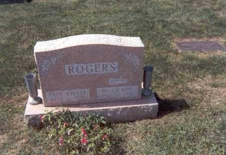 CHASE ROGERS, FAYE - Franklin County, Ohio | FAYE CHASE ROGERS - Ohio Gravestone Photos