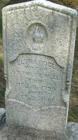 ROGERS, WELTHA - Franklin County, Ohio | WELTHA ROGERS - Ohio Gravestone Photos