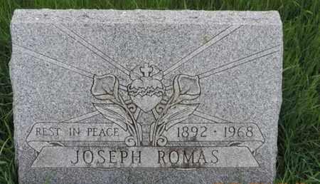 ROMAS, JOSEPH - Franklin County, Ohio | JOSEPH ROMAS - Ohio Gravestone Photos