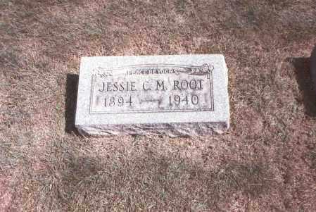 RHOADES ROOT, JESSIE C. M. - Franklin County, Ohio | JESSIE C. M. RHOADES ROOT - Ohio Gravestone Photos