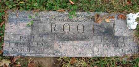 ROOT, PAUL D. - Franklin County, Ohio | PAUL D. ROOT - Ohio Gravestone Photos