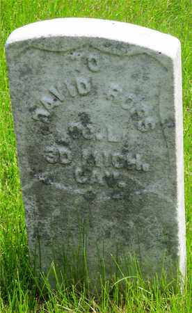 ROSS, DAVID - Franklin County, Ohio | DAVID ROSS - Ohio Gravestone Photos