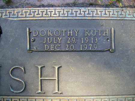ROUSH, DOROTHY RUTH  CLOSEVIEW - Franklin County, Ohio | DOROTHY RUTH  CLOSEVIEW ROUSH - Ohio Gravestone Photos