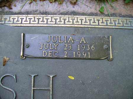 ROUSH, JULIA A.  CLOSEVIEW - Franklin County, Ohio | JULIA A.  CLOSEVIEW ROUSH - Ohio Gravestone Photos