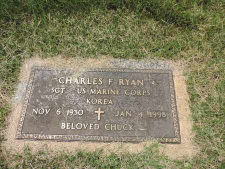 RYAN, CHARLES F. - Franklin County, Ohio   CHARLES F. RYAN - Ohio Gravestone Photos